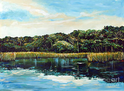 St.johns River Art Print