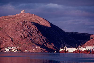 Photograph - St.john's.nl. by Douglas Pike