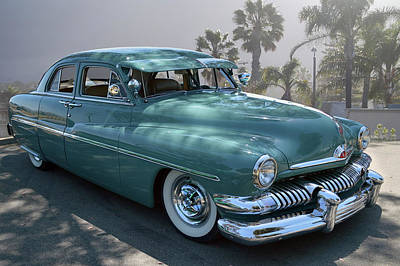 Photograph - Stock 51 Merc by Bill Dutting