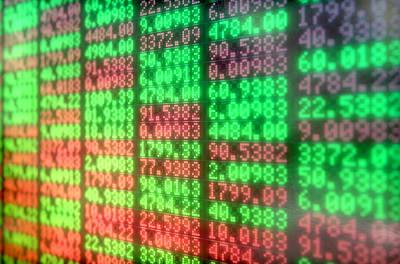 Forecast Digital Art - Stock Market Digital Board by Allan Swart