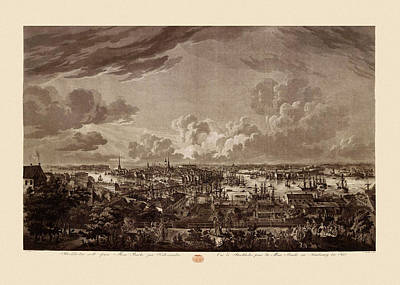 Photograph - Stockholm 1805 by Andrew Fare