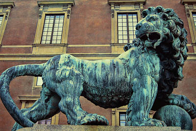 Photograph - Guardian Of Stockholm by JAMART Photography