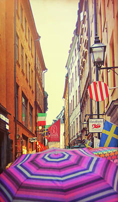 Photograph - Stockholm Style by JAMART Photography