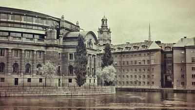 Photograph - Parliament by JAMART Photography