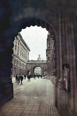 Photograph - The Archway In Gamla Stan by JAMART Photography
