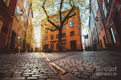 Photograph - Stockholm Sunset by JR Photography