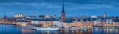 Photograph - Stockholm Twilight by JR Photography