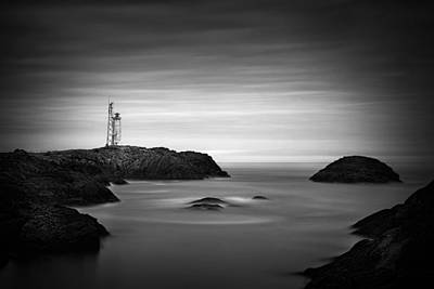 Photograph - Stokksnes Lighthouse by Ian Good
