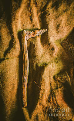Indigenous Photograph - Stone Age Tools by Jorgo Photography - Wall Art Gallery