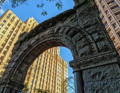 Photograph - Stone Arch by Jonathan Nguyen