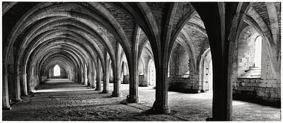 Stone Arches Art Print by Michael Hudson