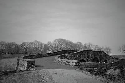 Photograph - Stone Bridge Colt State Park by Dave Gordon