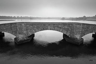 Photograph - Stone Bridge Colt State Park II by David Gordon