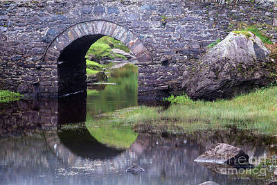 Photograph - Stone Bridge by Dennis Hedberg
