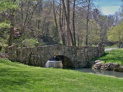 Photograph - Stone Bridge by Julie Grace