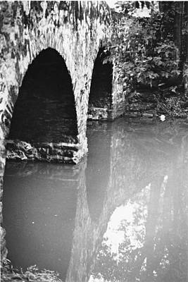 Photograph - Stone Bridge by Kathryn Donatelli