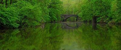 Photograph - Stone Bridge by Val Arie