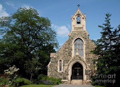 Photograph - Stone Chapel by Jonathan Harper