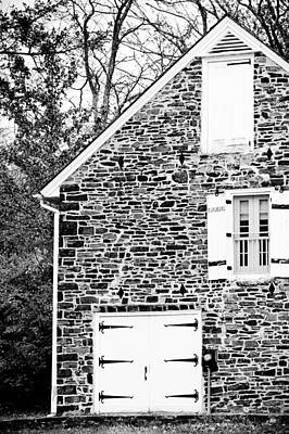 Photograph - Stone House by Colleen Kammerer
