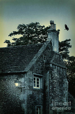 Photograph - Stone House Evening by Jill Battaglia