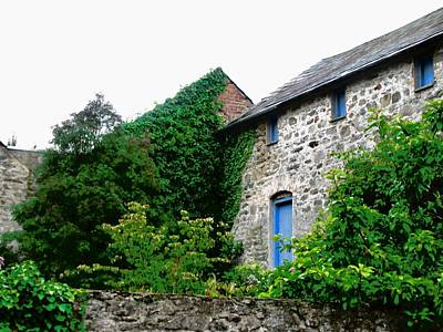 Photograph - Stone House by Stephanie Moore