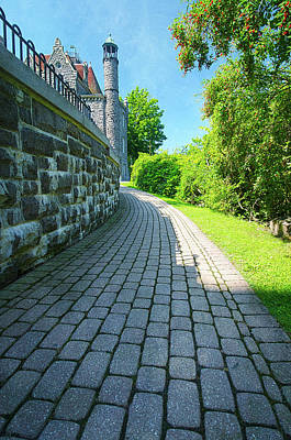 Photograph - Stone Path by Crystal Wightman