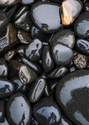 Photograph - Stone Reflections by Robert Potts