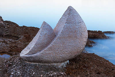 Photograph - Stone Sails by Davor Zerjav