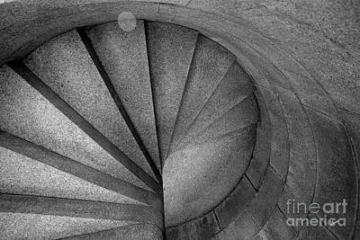 Photograph - Stone Steps by Alana Ranney