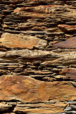 Photograph - Stone Texture 01 by Edgar Laureano