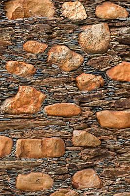 Photograph - Stone Texture 02 by Edgar Laureano