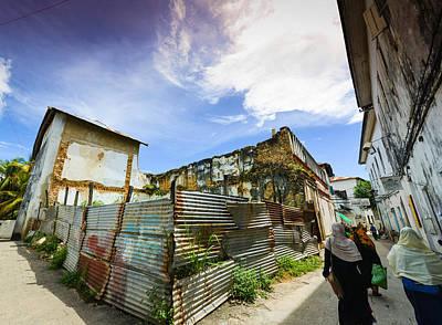 Photograph - Stone Town Zanzibar by Carmen Tosca