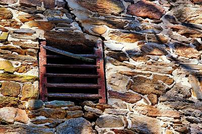 Photograph - Stone Walled by JAMART Photography