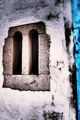 Photograph - Stone Window by Dora Hathazi Mendes