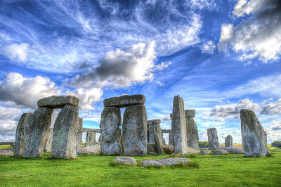 Photograph - Stonehenge  by David Pyatt
