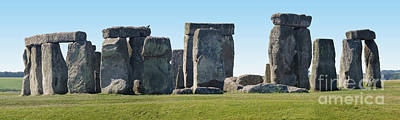 Photograph - Stonehenge by Gregory Dyer