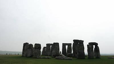 Photograph - Stonehenge  by Matthew Bamberg