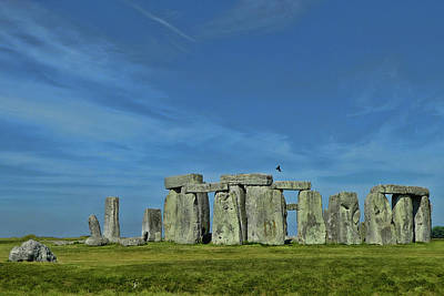 Photograph - Stonehenge by Nora Martinez