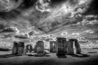 Photograph - Stonehenge Vista  by David Pyatt