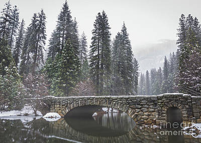 Photograph - Stoneman Bridge by Anthony Michael Bonafede