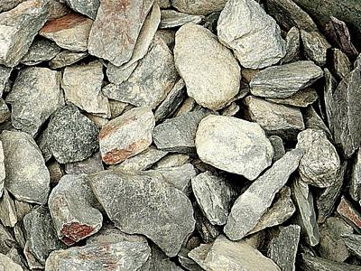 Photograph - Stones 12 by Dorothy Berry-Lound