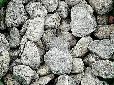 Photograph - Stones 2 by Dorothy Berry-Lound