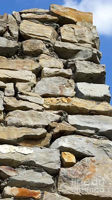 Photograph - Stones Heavenward by Eva-Maria Di Bella