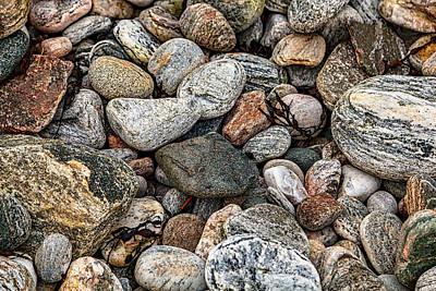Photograph - Stones by Makk