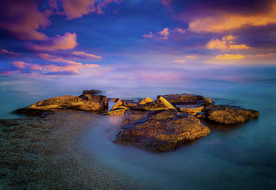 Photograph - Stones  by Michael Damiani