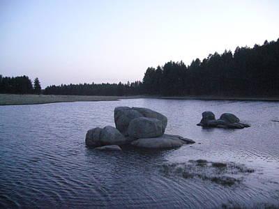 Stones Of Serenity Art Print