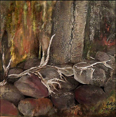 Stonewall Painting - Stonewall by Debbie Hall