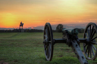 Stonewall Jackson Photograph - Stonewall On Little Sorrel by Tom Weisbrook