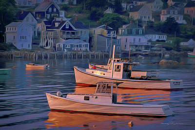 Photograph - Stonington, Maine #2 by George Robinson