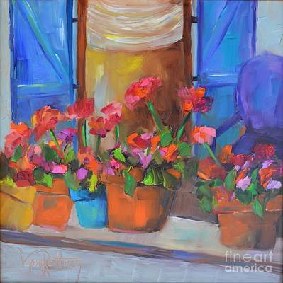 Front Row View Art Print by Lynn Rattray